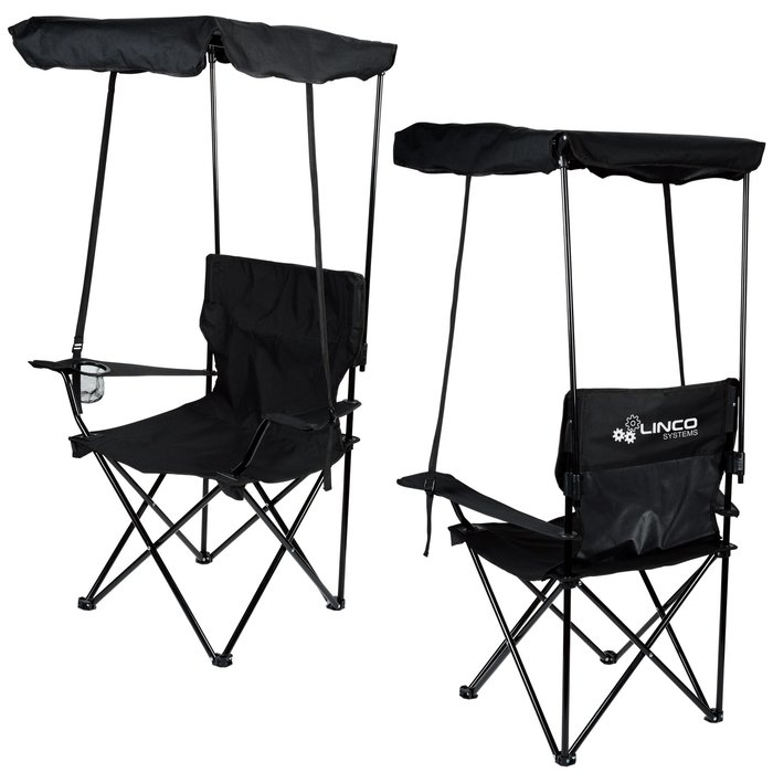 Game Day Premium Canopy Chair Main Image