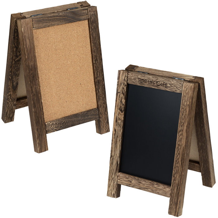 4imprint Wooden Easel Stand 142329