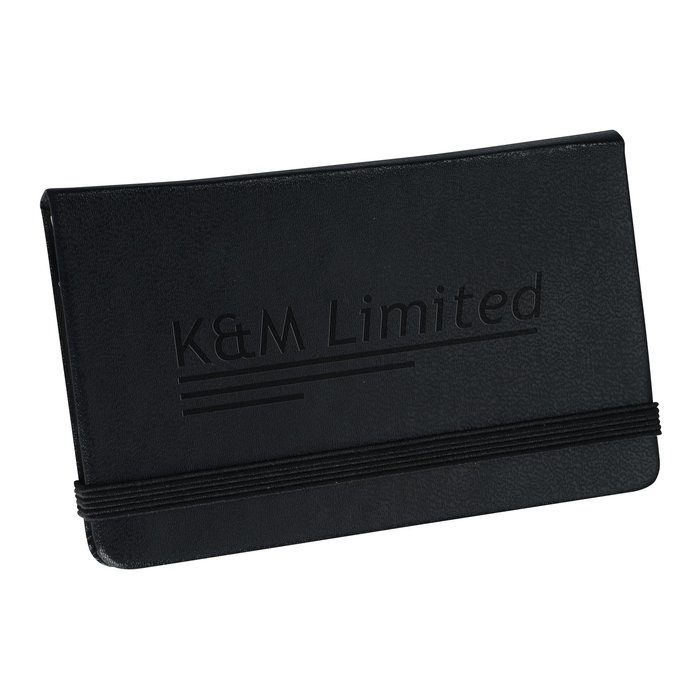 Your Logo on Business Card Holders and Cases at 4imprint