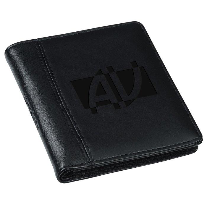 4imprint.com: Samsonite Leather Passport Wallet 142525: Imprinted ...