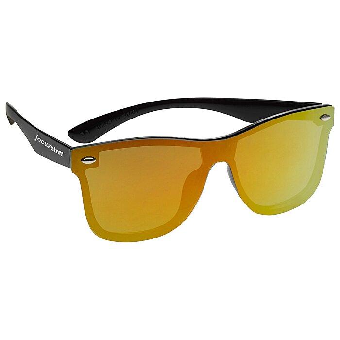 880c407497 4imprint.com  Modern Mirror Sunglasses 142857
