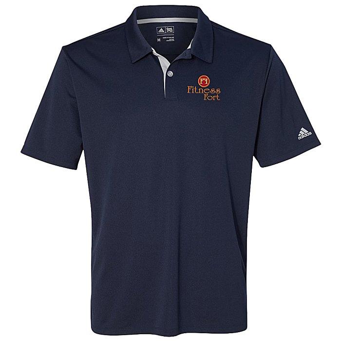 f065bd812e5 4imprint.com  adidas Golf Gradient 3 Stripes Polo - Men s 142718