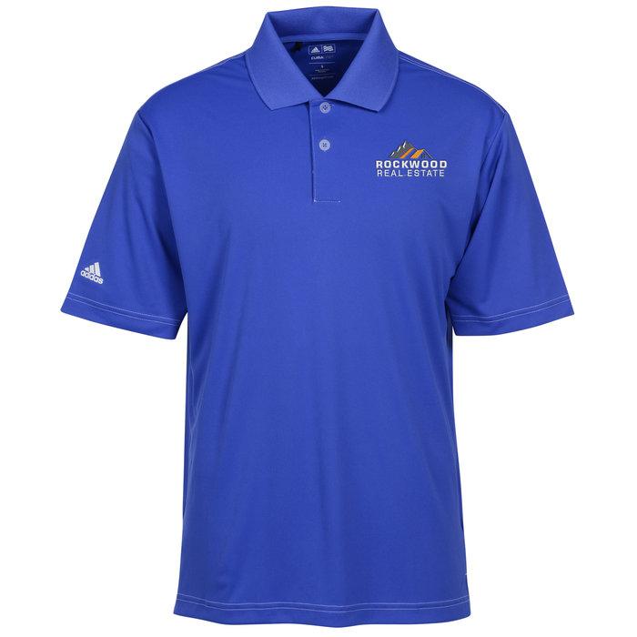 c633eba75b8 4imprint.com  adidas Golf Climalite Contrast Stitch Polo - Men s 142721