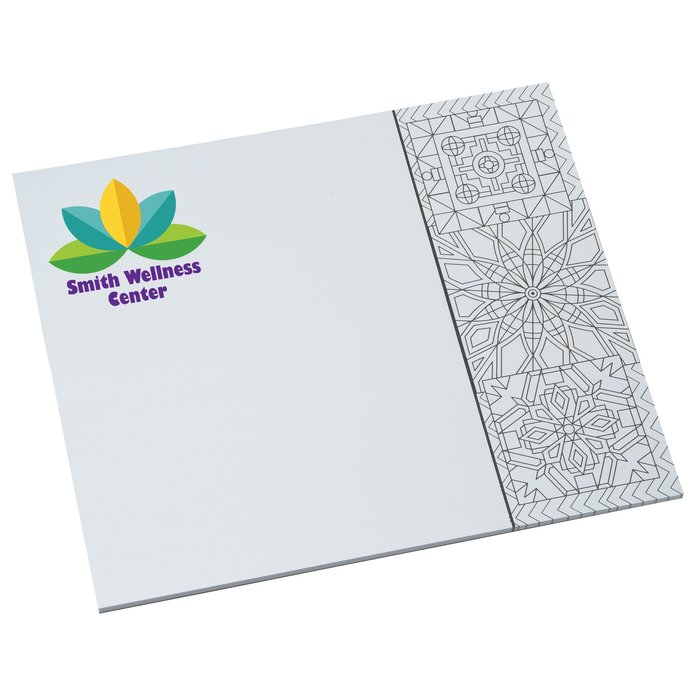 bic color in paper mouse pad geometric hr item no  loading zoom