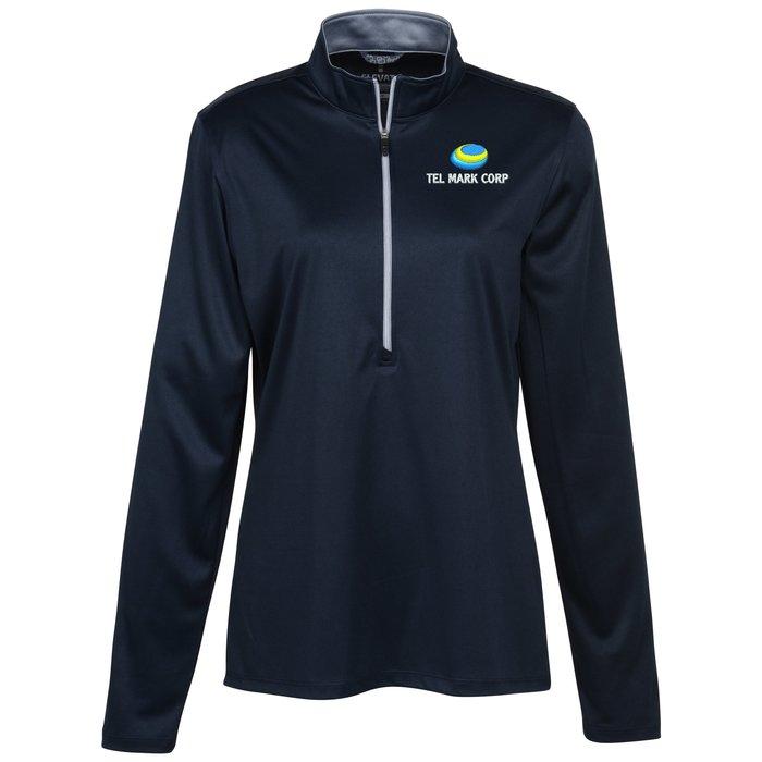 0f46cd5c 4imprint.com: Vega Tech 1/4-Zip Pullover - Ladies' 142942-L