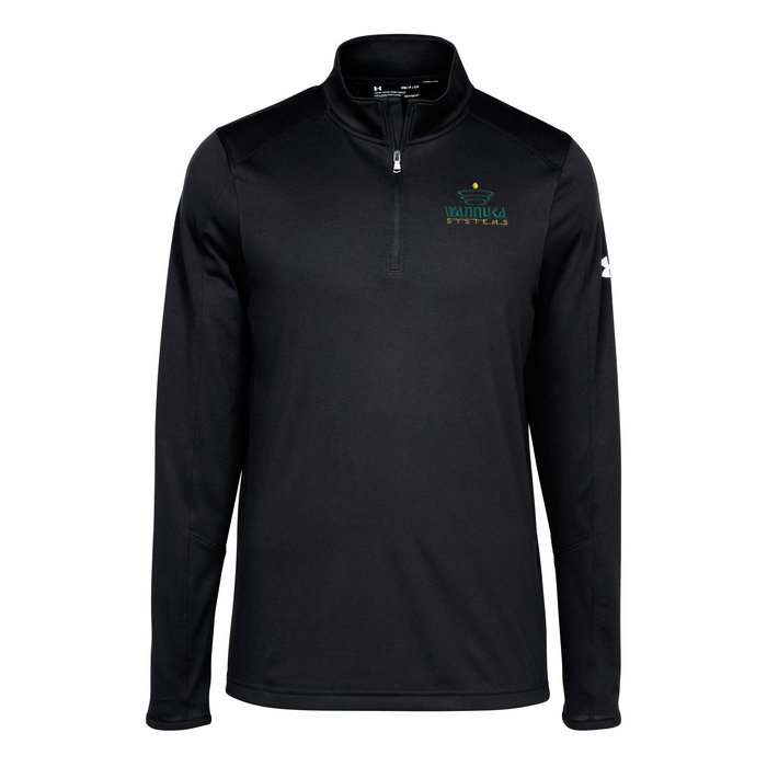 1cc25e3ca9 4imprint.com  Under Armour Corporate Tech 1 4-Zip Pullover - Men s -  Embroidered 143188-M-E