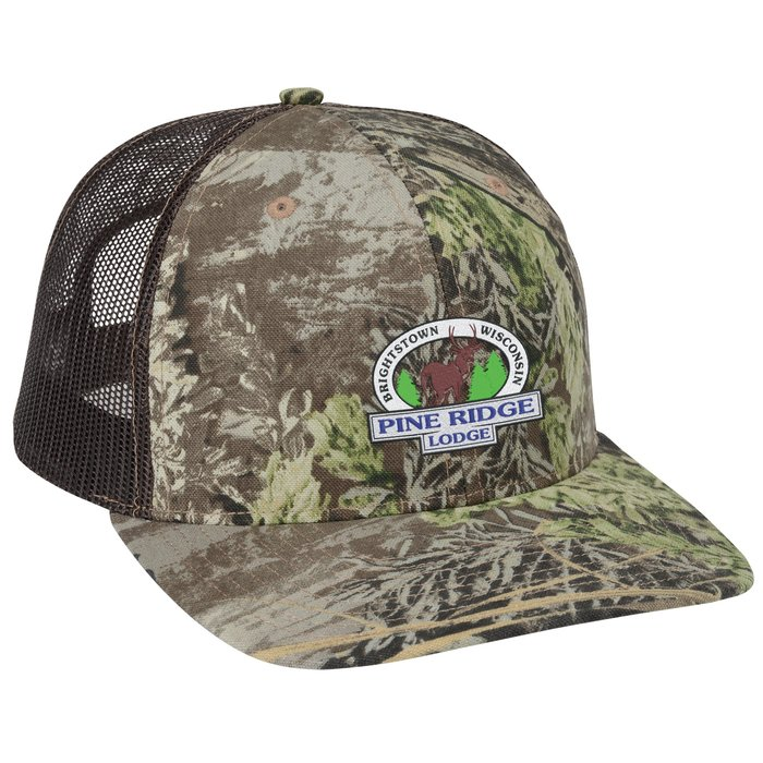 b34fea53a9733 4imprint.com  Richardson Trucker Snapback Cap - Realtree 138629-RT