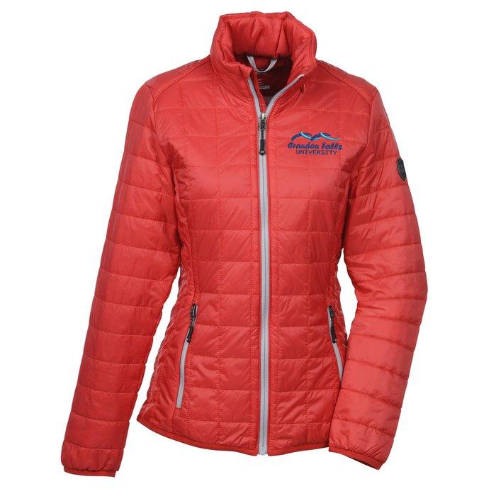 abd6b90dd1e7 4imprint.com: Cutter & Buck Rainier Packable Jacket - Ladies' 143349-L
