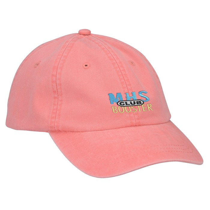 b56a75000 4imprint.com: Adams Optimum Pigment-Dyed Cap - Ladies' 143488