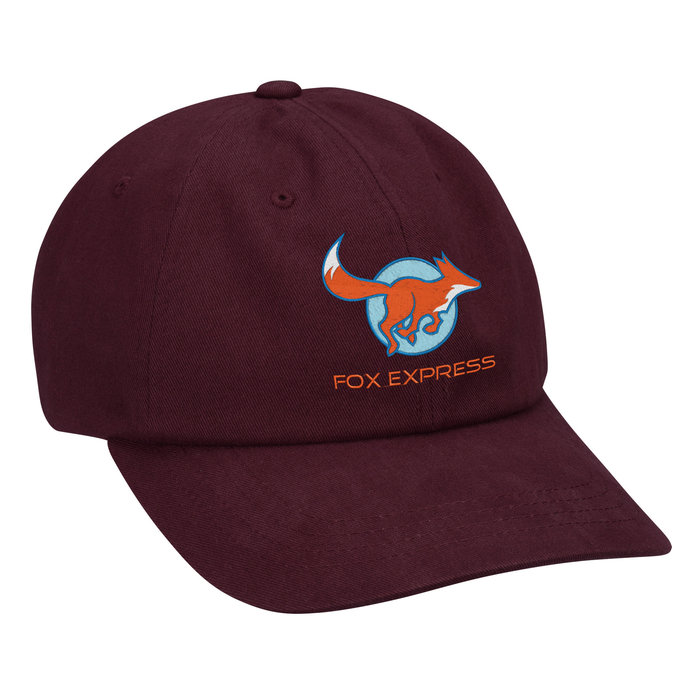 ae574ad6ce109 4imprint.com  Yupoong Peached Cotton Twill Dad Cap 143277