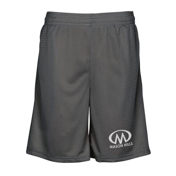 4imprint Com Badger Pro Mesh Pocketed Shorts 9 Quot 143567