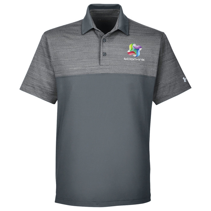 21fe40f3cad 4imprint.com  Under Armour Playoff Block Polo - Full Color 143331-FC
