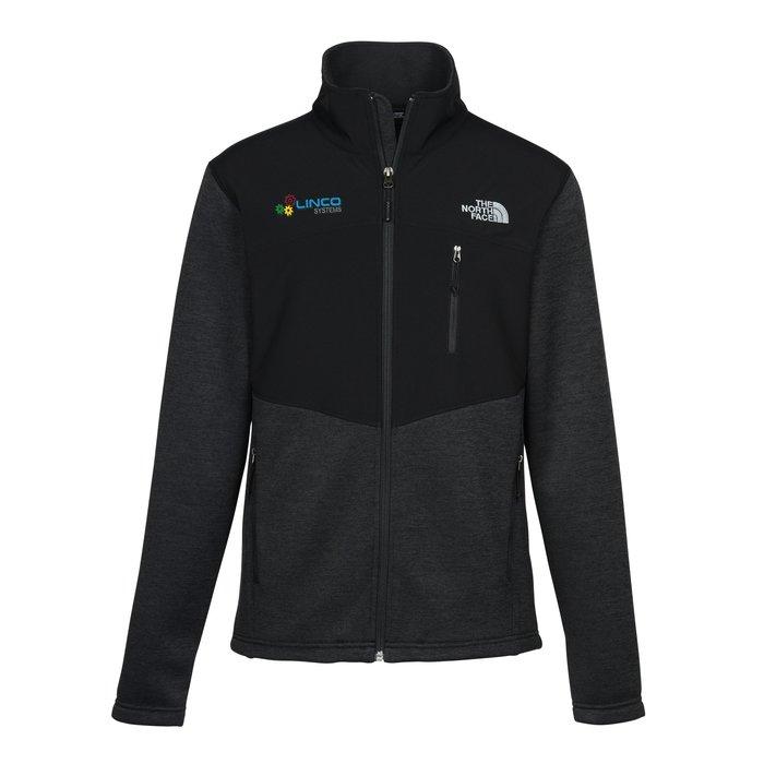 4imprint com the north face smooth fleece jacket 143791 m rh 4imprint com