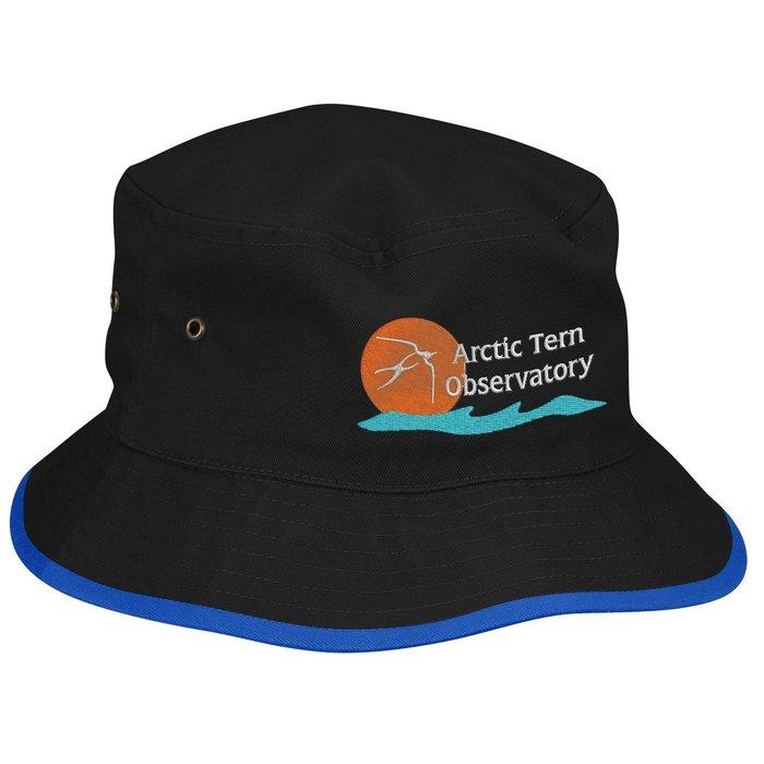 4imprint.com  Brushed Cotton Twill Bucket Hat - 24 hr 138196-24HR 0440ac67736