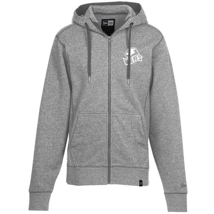 626e1b0c5b9 4imprint.com  New Era French Terry Full-Zip Hoodie - Men s - Screen  145031-M-S