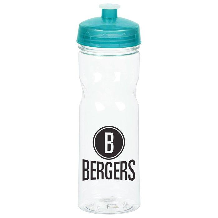 6f7ff06bd2 4imprint.com: Refresh Camber Water Bottle - 20 oz. - Clear - 24 hr  144089-C-24HR