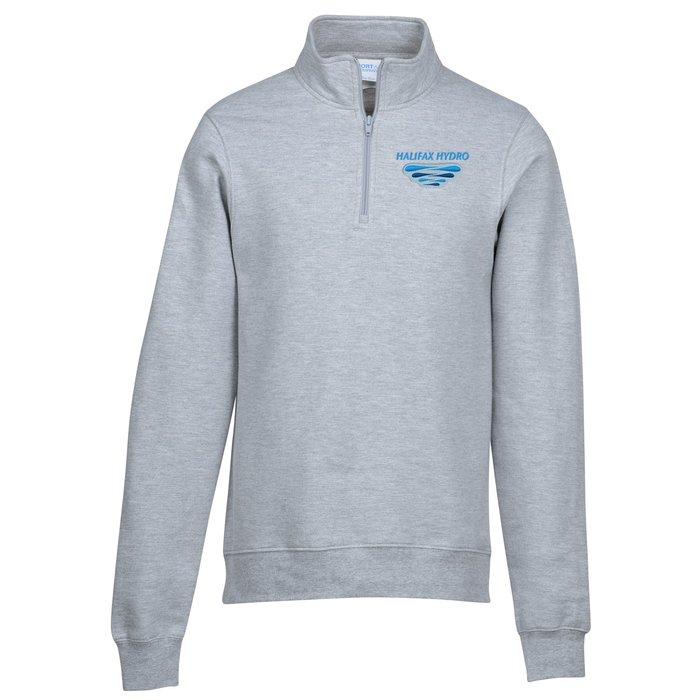 8b3cbe99 4imprint.com: Team Favorite 1/4-Zip Pullover - Embroidered 145148-E