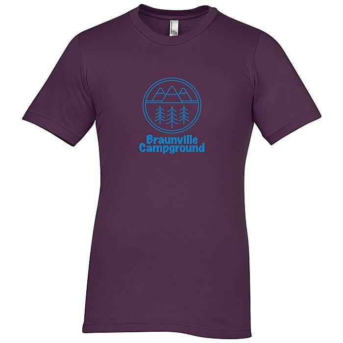5b87bbf9 4imprint.com: American Apparel Fine Jersey T-Shirt - Men's - Colors -  Screen 126145-M-C-S
