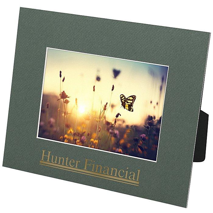4imprintcom Mat Board Bevel Frame 5 X 7 146330 57