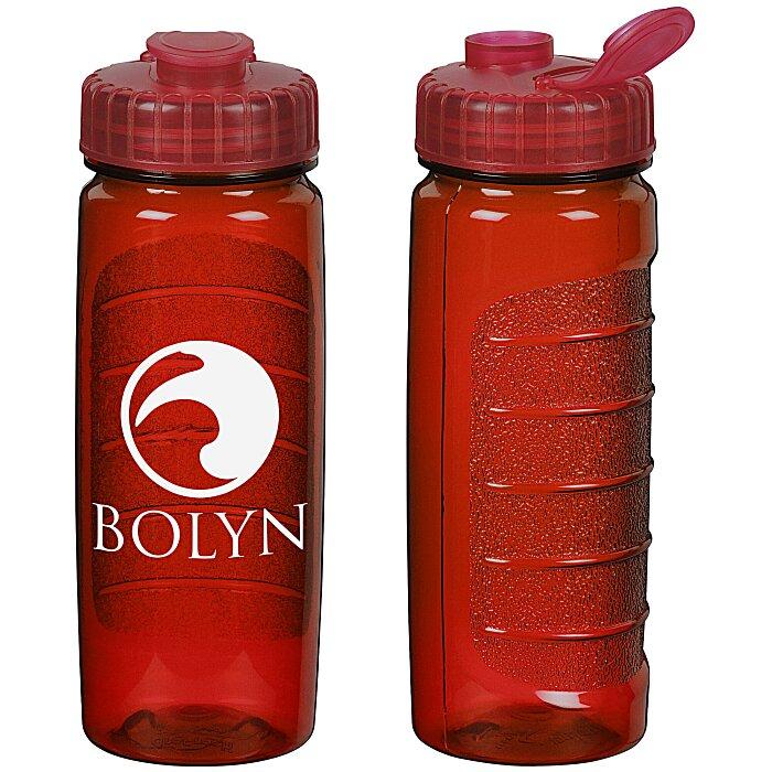 34477741b6 4imprint.com: Refresh Clutch Water Bottle with Flip Lid - 20 oz. - 24 hr  127005-20-FL-24HR