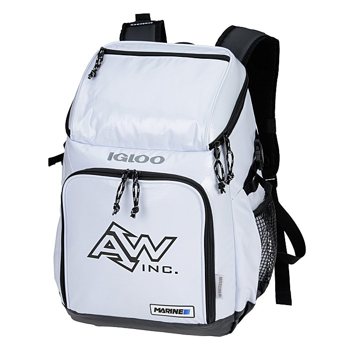 809d14bf08 4imprint.com  Igloo Marine Ultra Backpack Cooler - 24 hr 146897-24HR