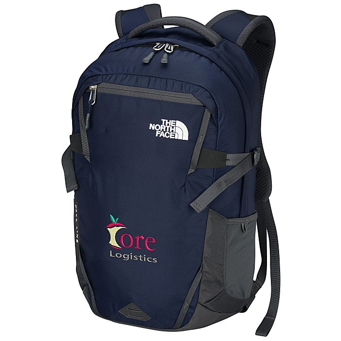6e5f692d39 4imprint.com: The North Face Fall Line Laptop Backpack 148846