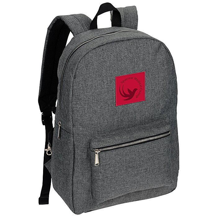 4imprint.com  Nomad Classic Laptop Backpack - Brand Patch 149694-BP 3dace527253ae