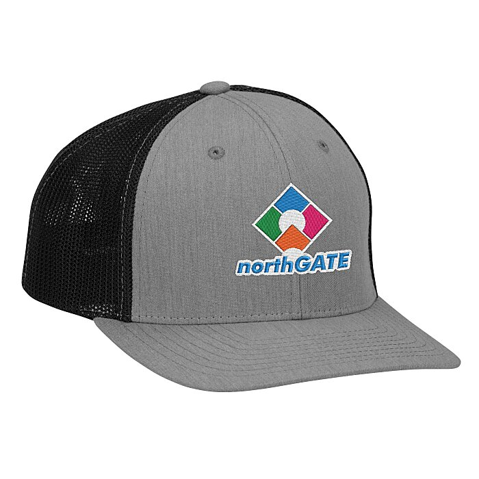 254219ea27a 4imprint.com  Richardson Fitted Trucker Cap with R-Flex 149859