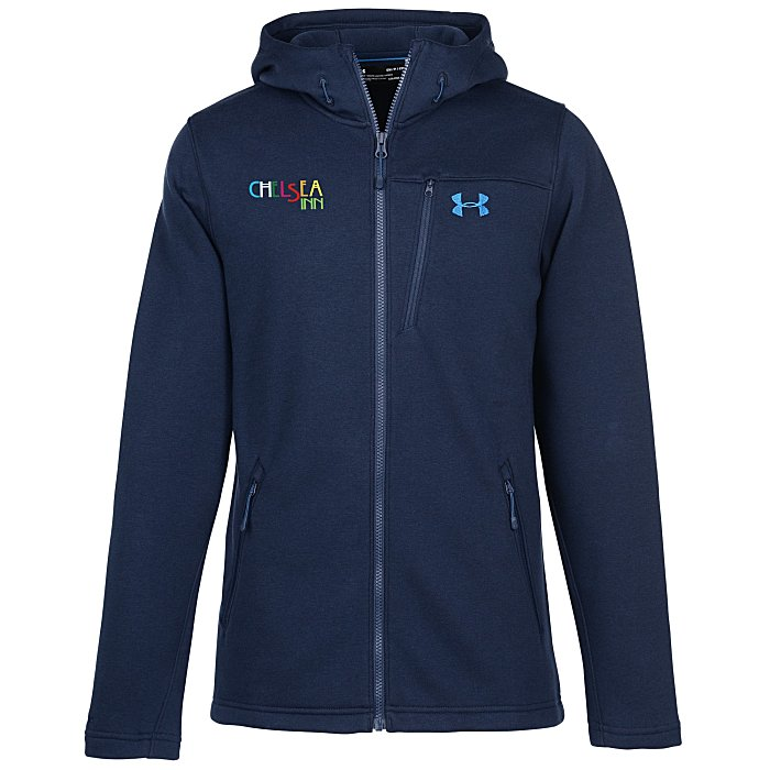 separation shoes 8aefc d57d5 4imprint.com  Under Armour Seeker Fleece Hooded Jacket - Men s - Full Color  149495-M-FC