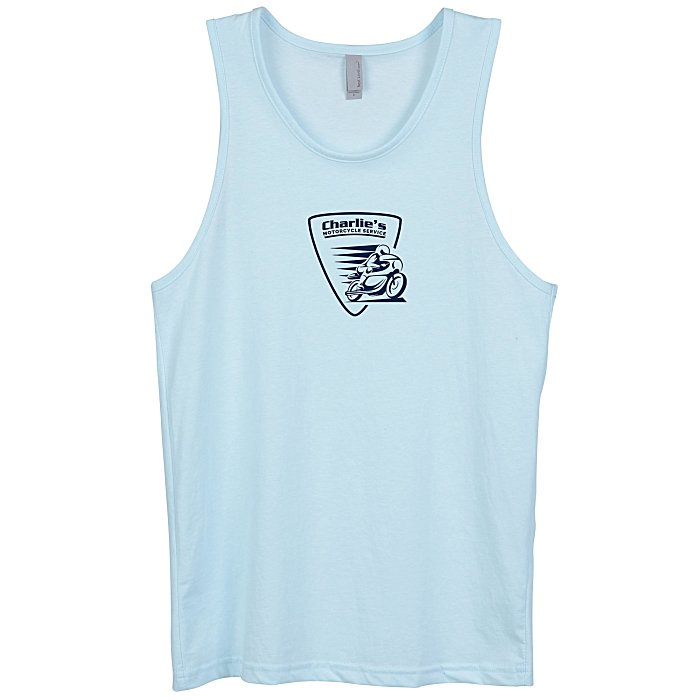 78029c1e957e7f 4imprint.com  Next Level CVC Blend Tank Top- Men s 111194-M-TT