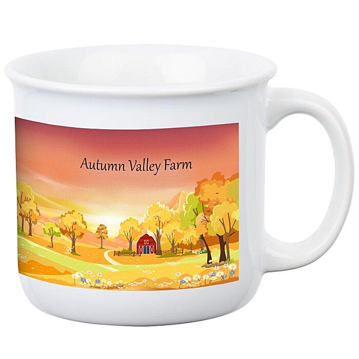 Campfire OzWhite Color Mug Coffee 15 Full Jl1KTFc3