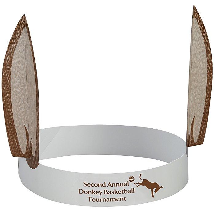 Little African Donkey Hairwrap