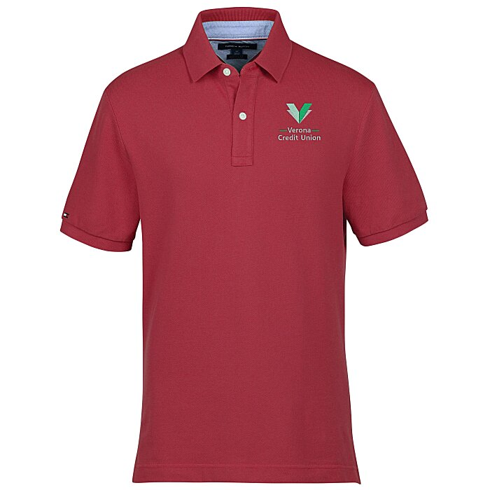 22783a78 4imprint.com: Tommy Hilfiger Ivy Pique Polo - Men's 150666-M