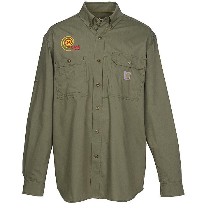 25f1adb03b Carhartt Force Ridgefield Shirt