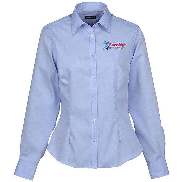 ab23fe2aa979 4imprint.com: Van Heusen Ultimate Shirt - Ladies' 151341-L
