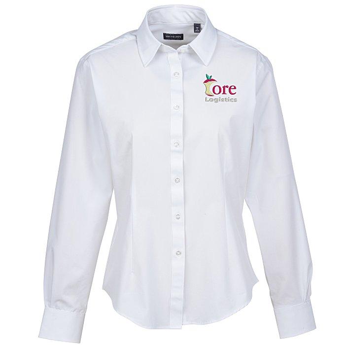 d77db2719fcb 4imprint.com: Van Heusen Flex 3 Shirt - Ladies' 151342-L