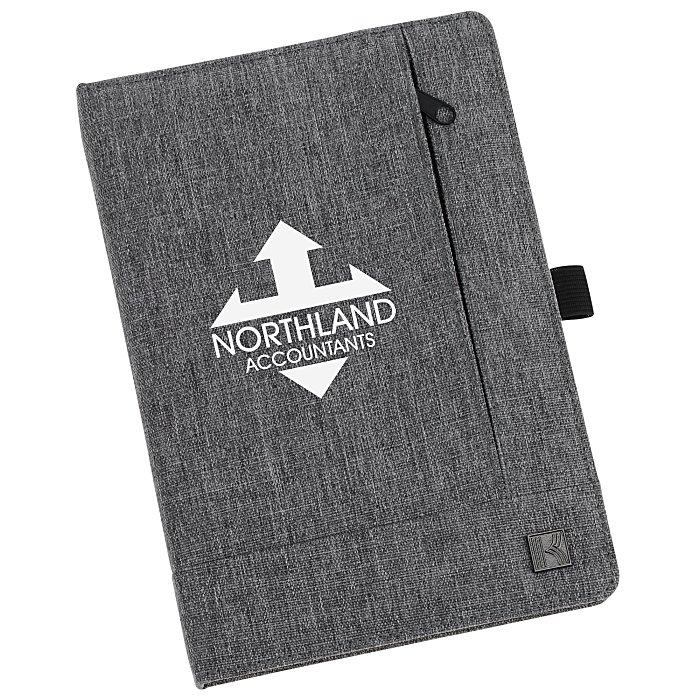 4imprint.com: Kapston Pierce Bound Notebook 151709
