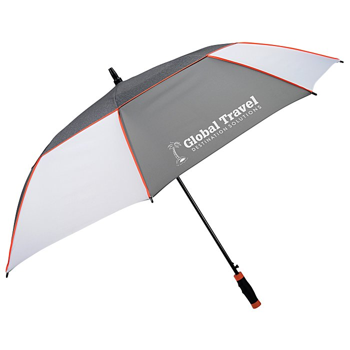 292de2cd2e0e Heathered Sport Auto Open Golf Umbrella - 60