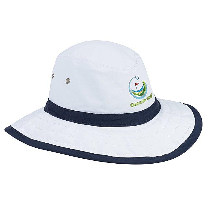 2258624dc973b 4imprint.com  AHEAD The Palmer Hat 152599