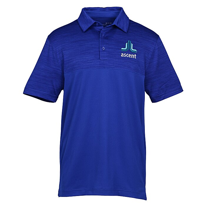 Under Armour Corporate Colorblock Polo - Men's - Embroidered