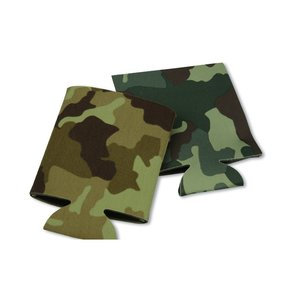 Camo Pocket Coolie - 24 hr Image 1 of 2