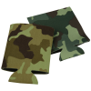 USA Made Camo Pocket Coolie Image 1 of 1