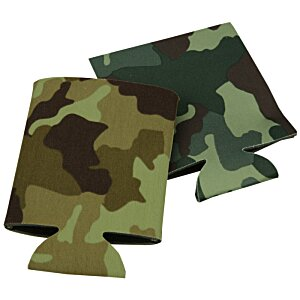 USA Made Camo Pocket Coolie - 24 hr