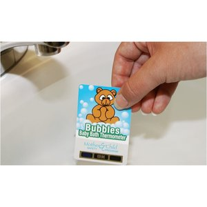 Bath Safety Thermometer - Bear Image 2 of 2