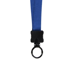 "Lanyard - 1/2"" - 34"" - Plastic O-Ring - 24 hr"