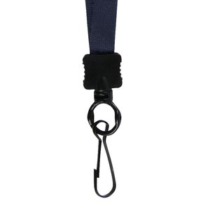 "Lanyard - 1/2"" - 36"" - Metal Swivel Snap Hook - 24 hr"