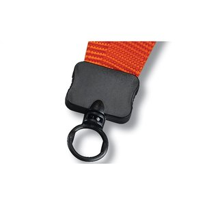 Woven Nylon Badge Holder Image 2 of 4