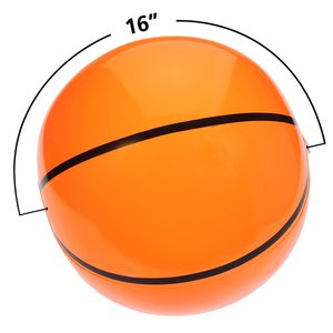 Sport Beach Ball - Basketball
