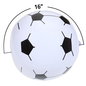Sport Beach Ball - Soccer Ball Image 1 of 1