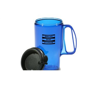 Translucent Travel Mug - 16 oz. Image 2 of 4